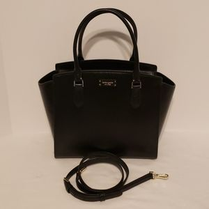 NWT KATE SPADE SATCHEL PURSE WITH CROSS-BODY STRAP